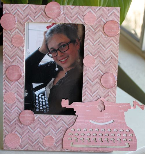 Epiphany crafts frame